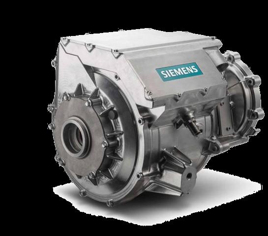 Siemens - La potencia adecuada